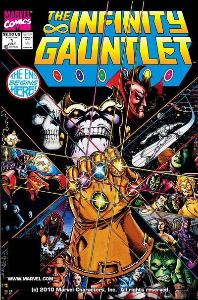 Infinity Gauntlet #1 – 6 (1991-1992)