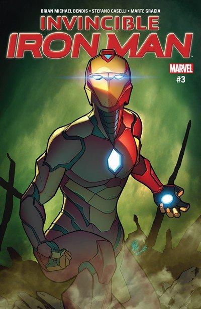 Invincible Iron Man #3 (2017)