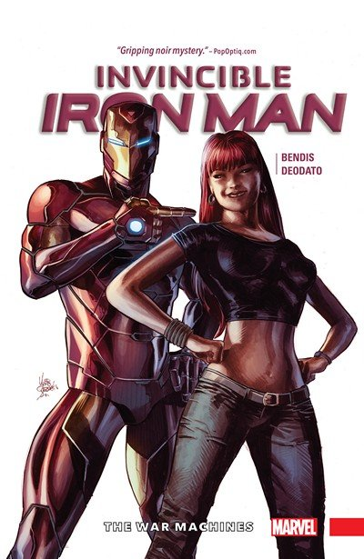 Invincible Iron Man Vol. 2 – The War Machines (TPB) (2016)