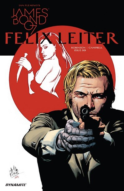 James Bond – Felix Leiter #1 (2017)