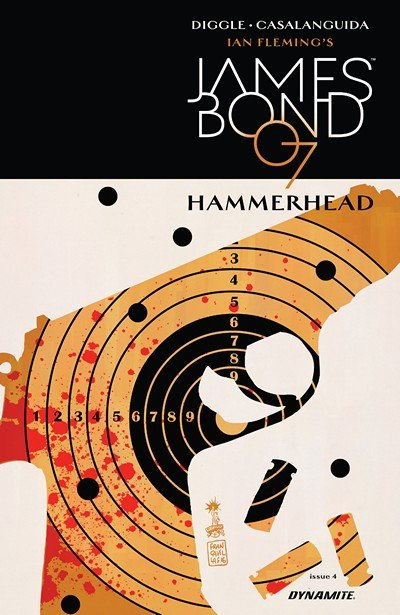 James Bond – Hammerhead #4 (2017)
