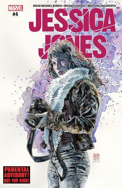Jessica Jones #4 (2017)