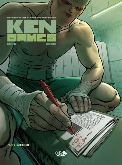 Ken Games Vol. 1 – 3 (2015-2016)