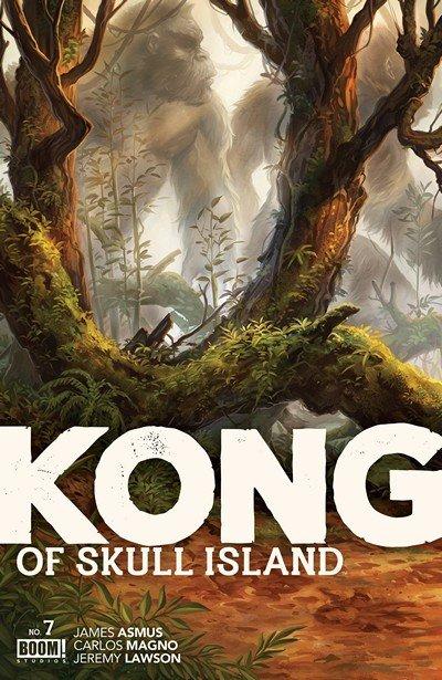 Kong Of Skull Island #7 (2017)
