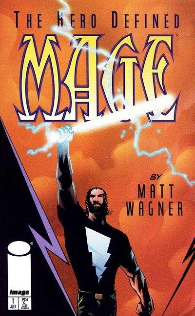 Mage Vol. 1 – 2 (1984-1999)