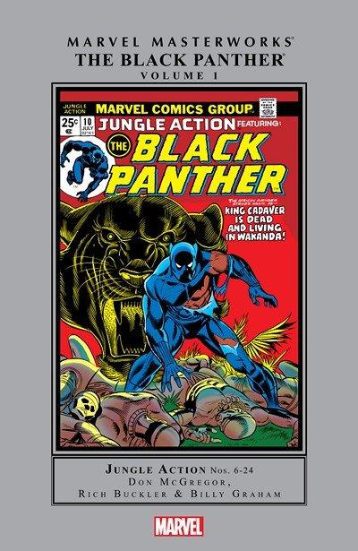 Marvel Masterworks – The Black Panther Vol. 1 (2010)