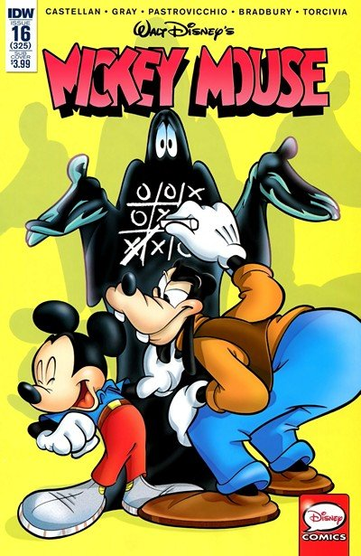 Mickey Mouse #16 (2017)