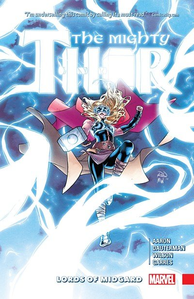 Mighty Thor Vol. 2 – Lords of Midgard (TPB) (2016)