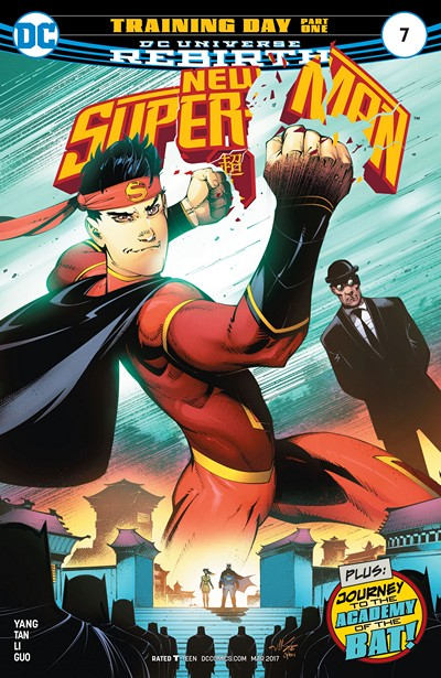 New Super-Man #7 (2017)