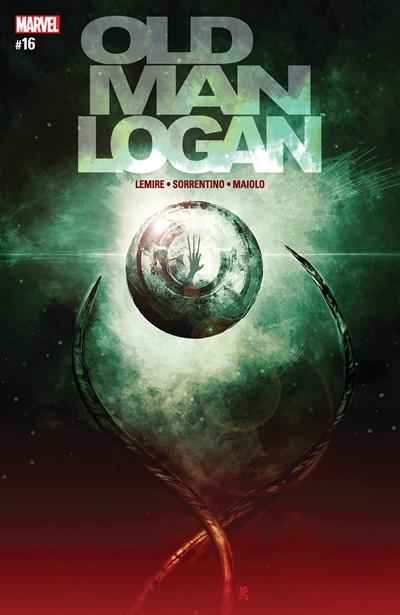 Old Man Logan #16 (2017)