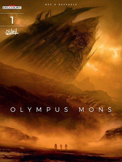 Olympus Mons Vol. 1 – Anomaly One (2017)