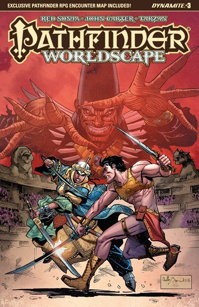 Pathfinder – Worldscape #3 (2016)