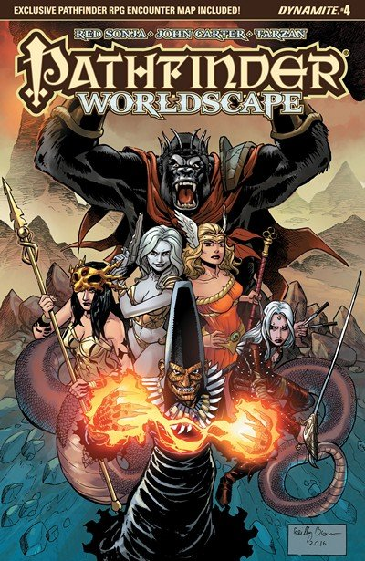 Pathfinder – Worldscape #4 (2017)