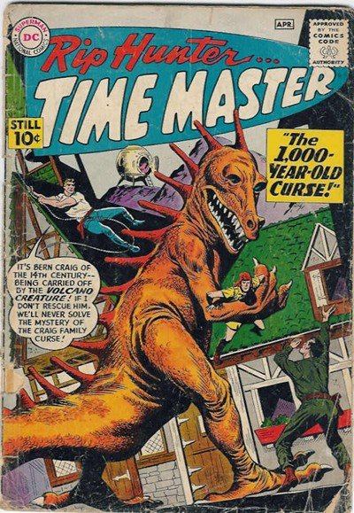Rip Hunter – Time Master (Collection) (1961-2011)