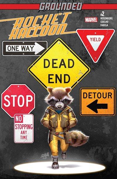 Rocket Raccoon #2 (2017)