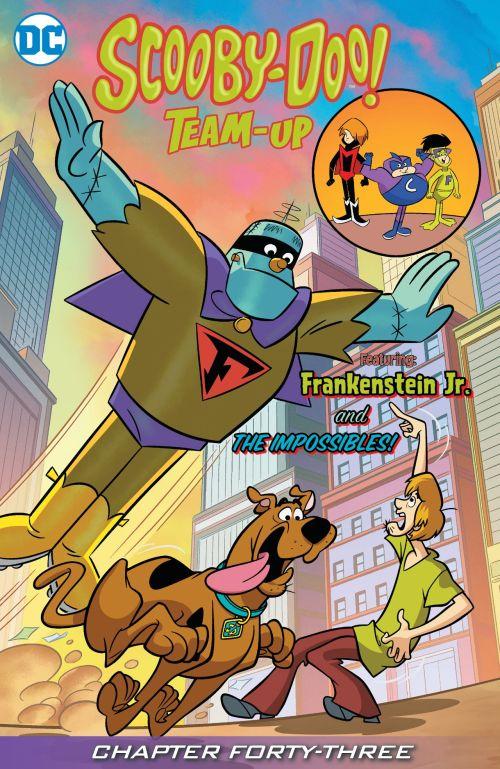 Scooby-Doo Team-Up #43 (2017)