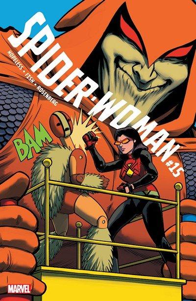 Spider-Woman #15 (2017)