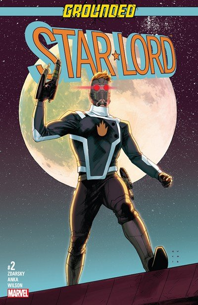 Star-Lord #2 (2017)