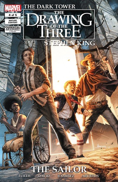 The Dark Tower – The Drawing of the Three – The Sailor #4 (2017)