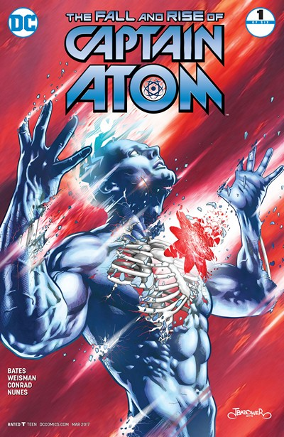 The Fall and Rise of Captain Atom #1 (2017)