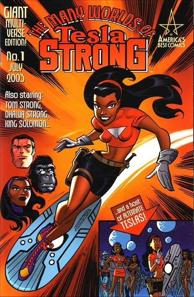 The Many Worlds of Tesla Strong (2003)