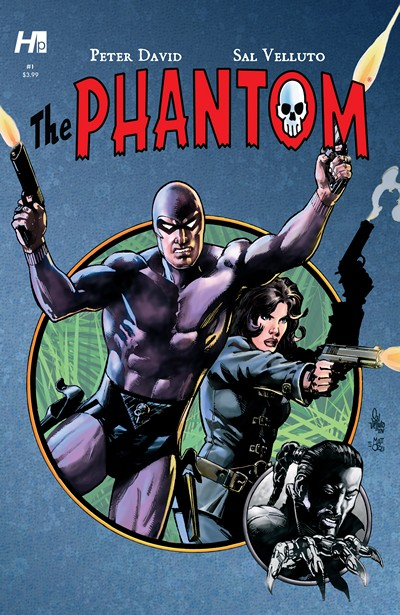 The Phantom #1 – 6 (2014-2016)