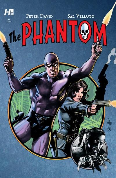 The Phantom #1 – 6 (2014-2016)