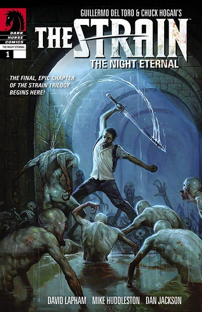The Strain – The Night Eternal #1 – 12 (2014-2015)