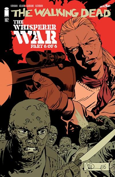 The Walking Dead #162 (2017)