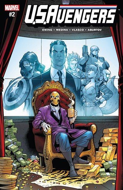 U.S.Avengers #2 (2017)