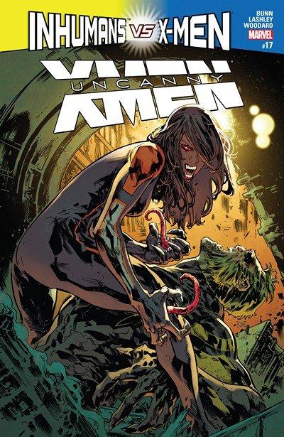 Uncanny X-Men #17 (2017)