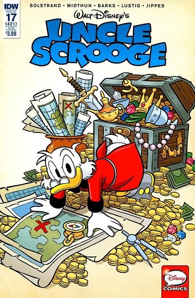 Uncle Scrooge #17 (2016)