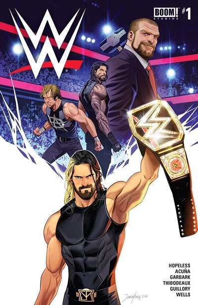 WWE #1 (2017)