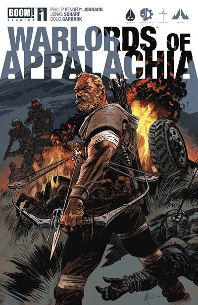 Warlords of Appalachia #1 – 4 (2016-2017)