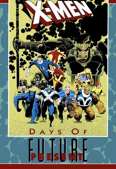 X-Men – Days of Future Present (1991)