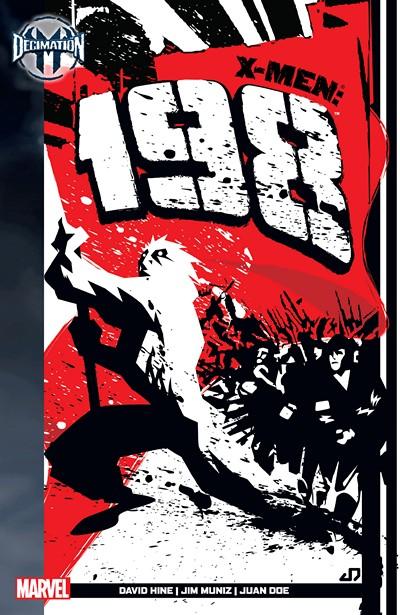 X-Men – The 198 #1 – 5 + TPB (2006)