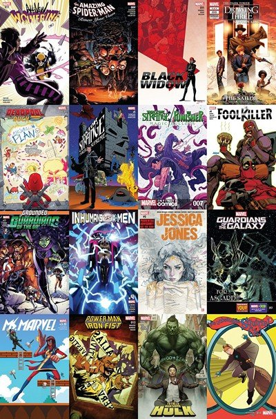 2017.02.08 Marvel Week+