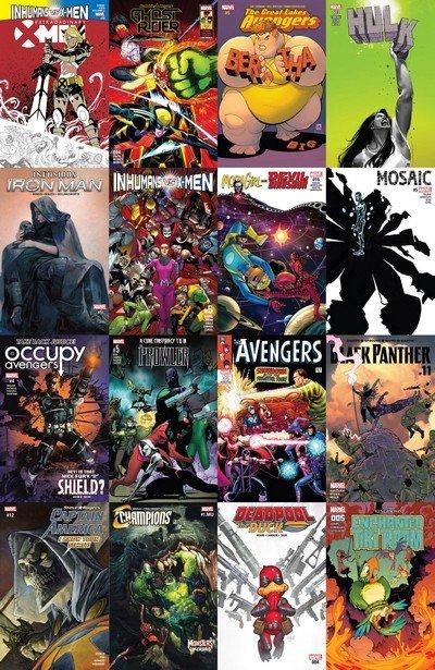 2017.02.22 Marvel Week+