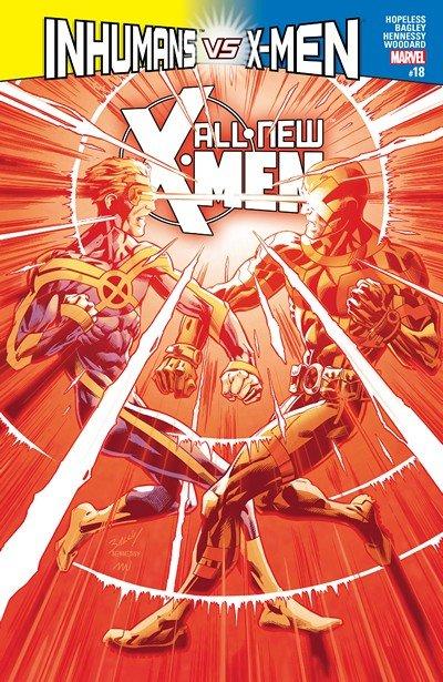All-New X-Men #18 (2017)
