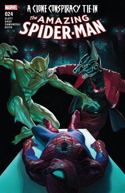 Amazing Spider-Man #24 (2017)