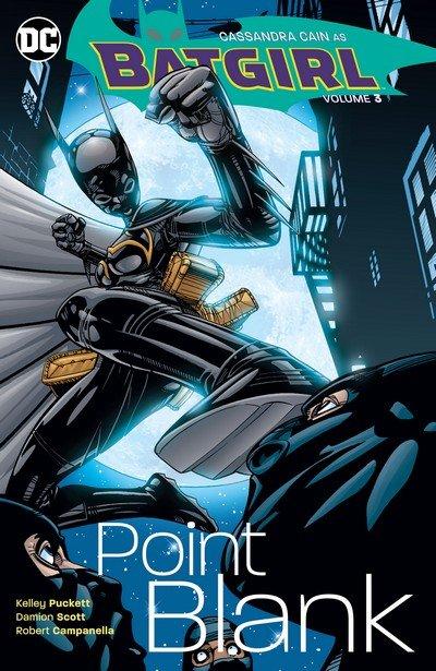 Batgirl Vol. 3 – Point Blank (2017)
