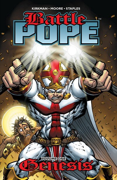 Battle Pope Vol 1 – 3 (TPB) (2007-2009)