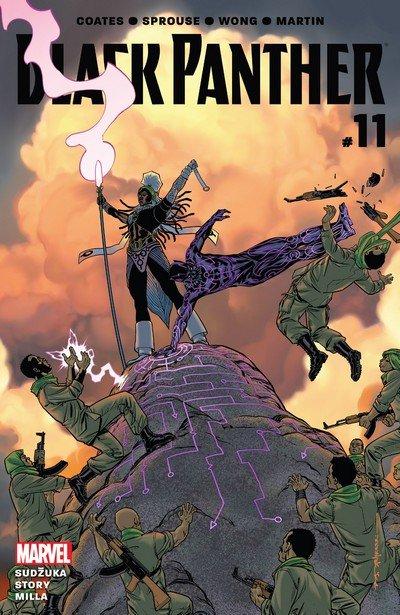 Black Panther #11 (2017)