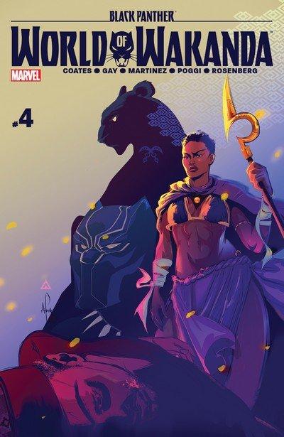 Black Panther – World of Wakanda #4 (2017)