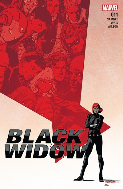 Black Widow #11 (2017)