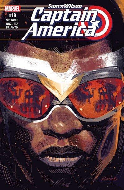 Captain America – Sam Wilson #19 (2017)