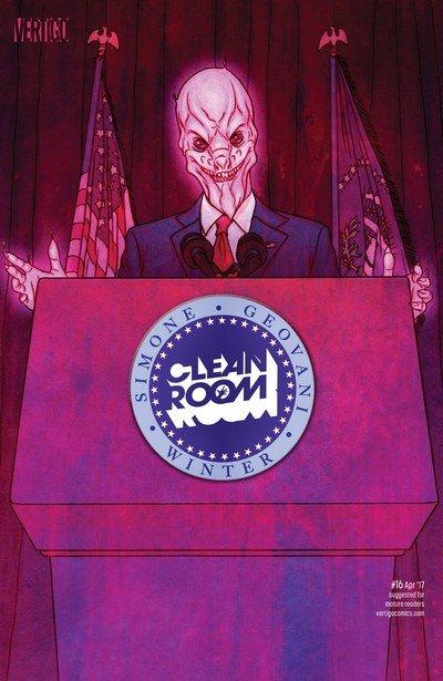 Clean Room #16 (2017)