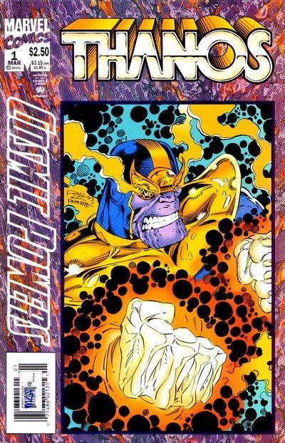 Cosmic Powers #1 – 6 (1994)