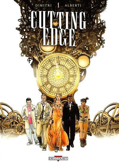 Cutting Edge Vol. 1 – 4 (2013-2015)