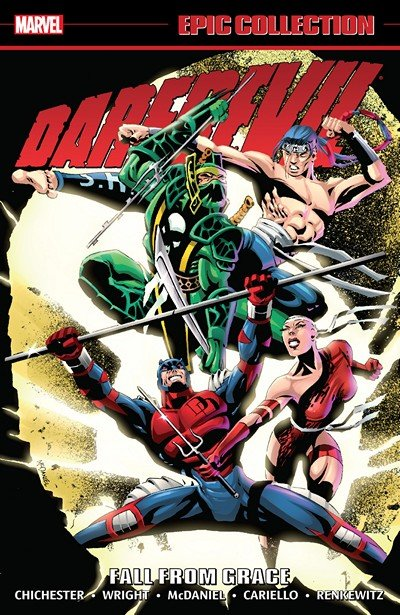 Daredevil Epic Collection Vol. 18 – Fall From Grace (2014)